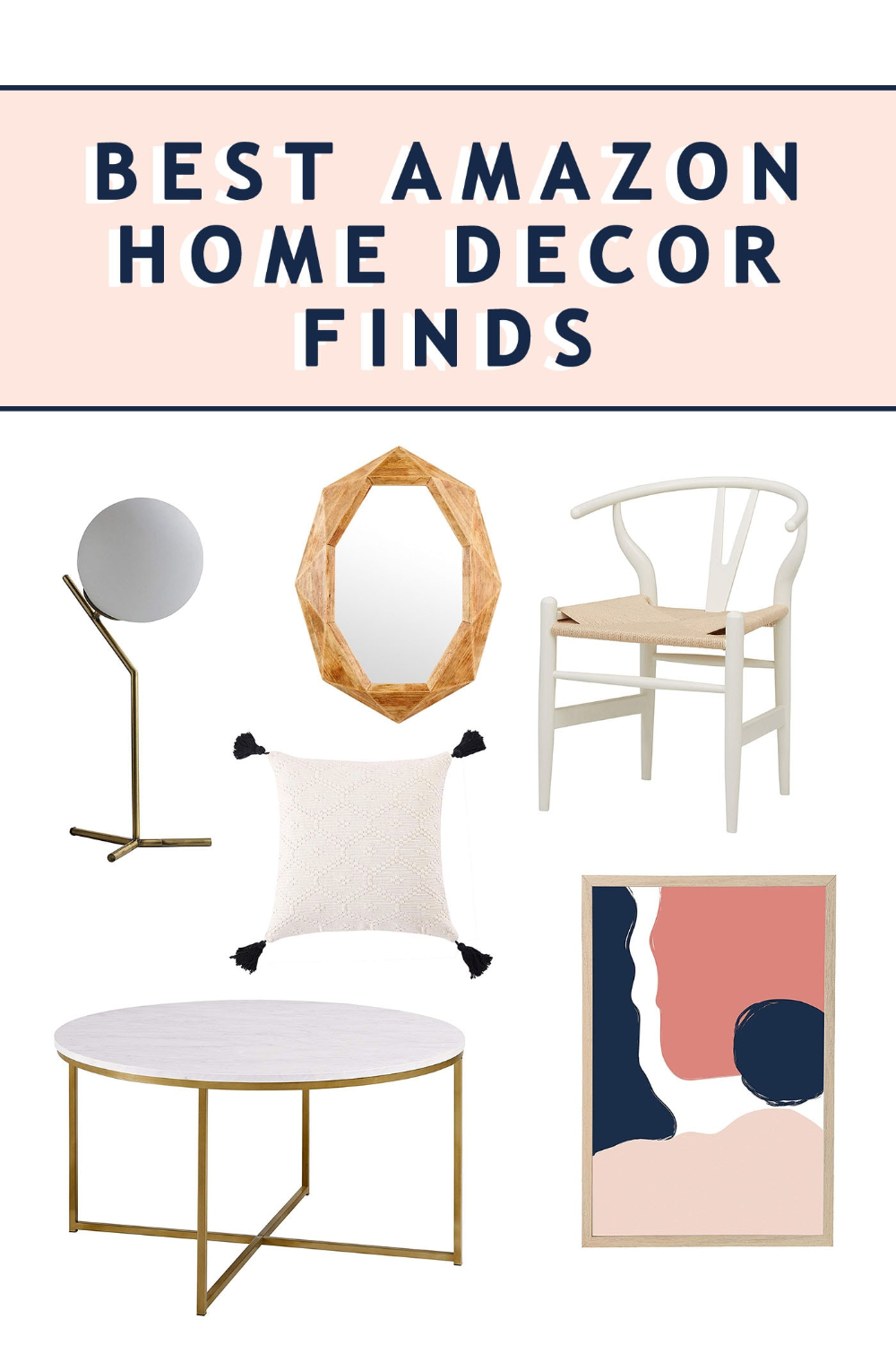 Amazon Home Decor: Our Favorite Amazon Furniture Finds - #amazonhomedecor