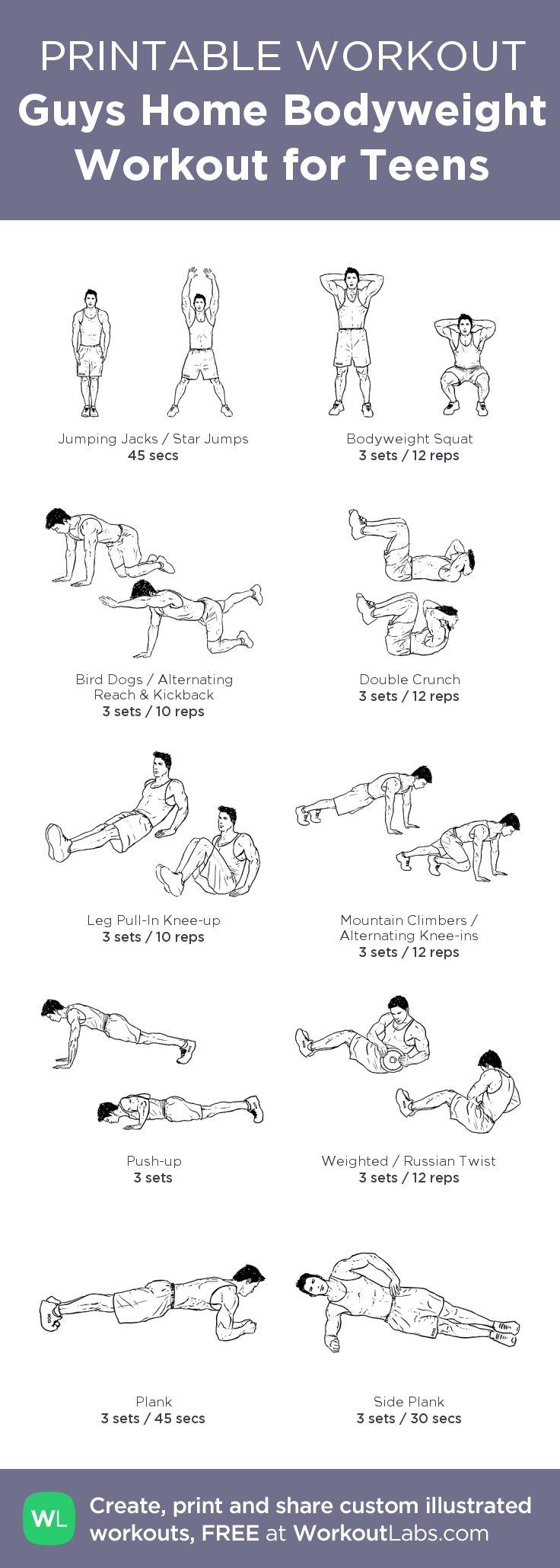 Pin by WorkoutLabs on ! A Permanent Health Kick ! - Healthy