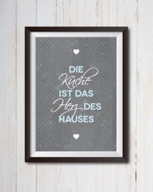 beautiful poster für küche ideas - unintendedfarms.us ... - Poster Für Die Küche