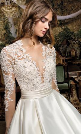 Demetrios 7950 Wedding Dress | New, Size: 14, $1,199