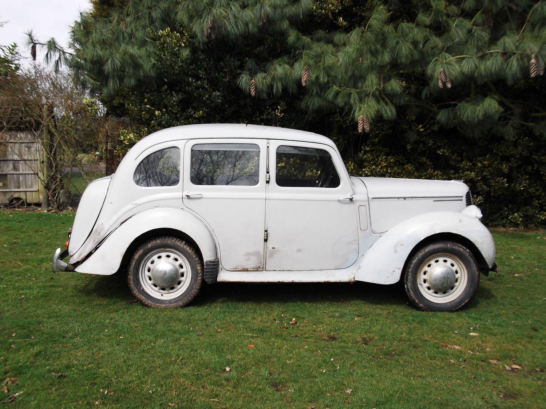 Hillman Minx Mk1 Saloon 1947. My Very first car at age 15 | My ...