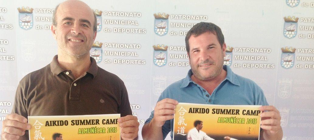 KARATE DAVID: Almuñécar acogerá un seminario internacional de Aikido