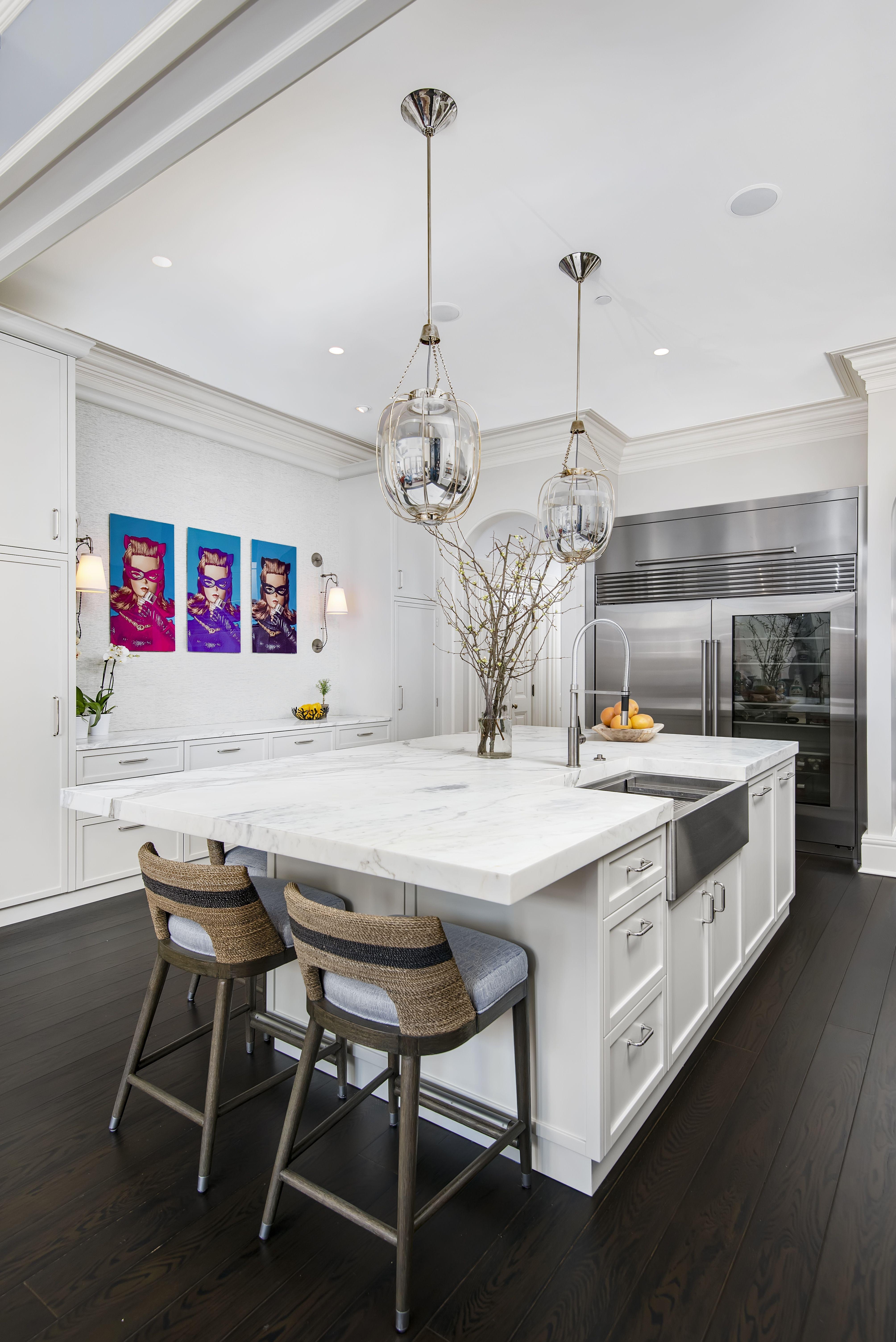 Pin On All White Kitchen Designs