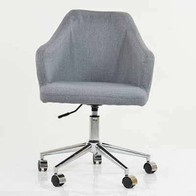 Toronto Office Chair Dark Grey Fabric £62 Best office
