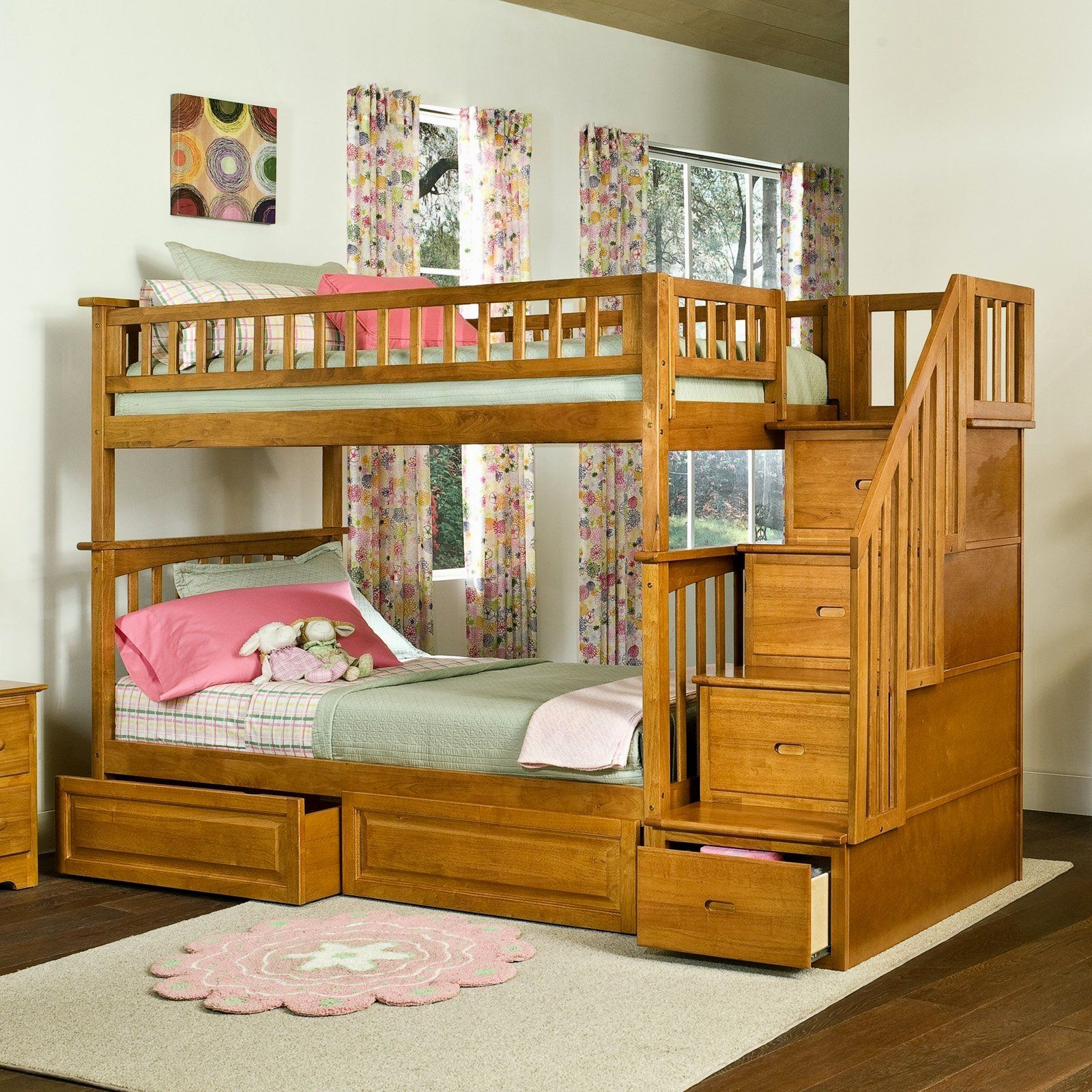 Viv + Rae Henry Bunk Bed With Storage Configuration Twin