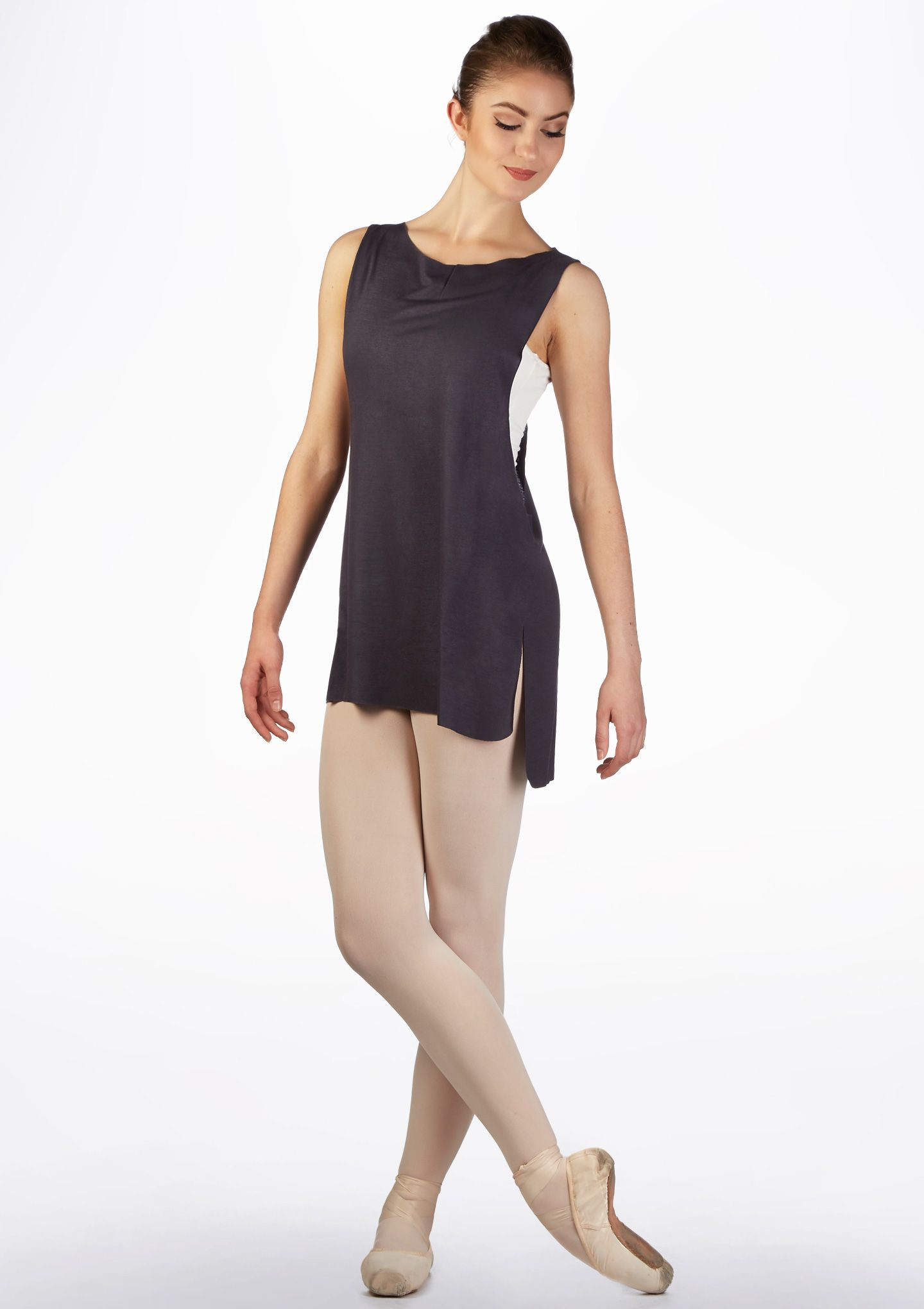 4550b9409c Ballet Rosa Cover-Up Tunic Top | Must Haves! | Tunic tops, Ballet ...