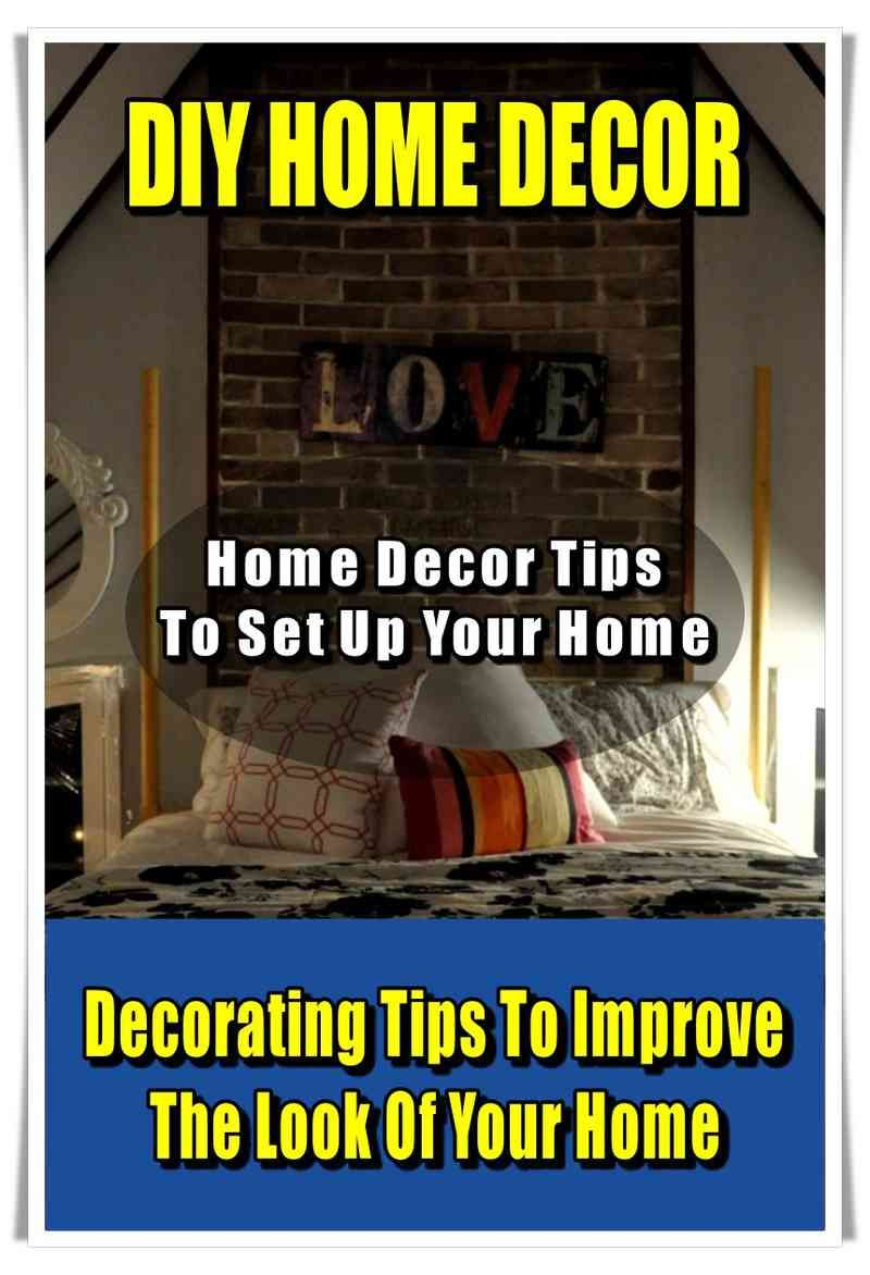Make Your Home Decor Projects Easier With This Simple