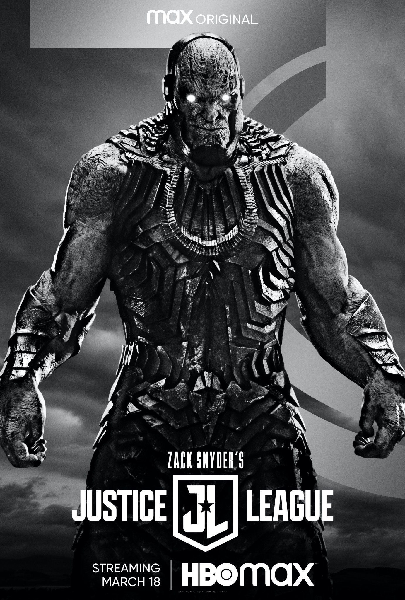 Zack Snyder On Twitter In 2021 Justice League Justice League Characters Darkseid