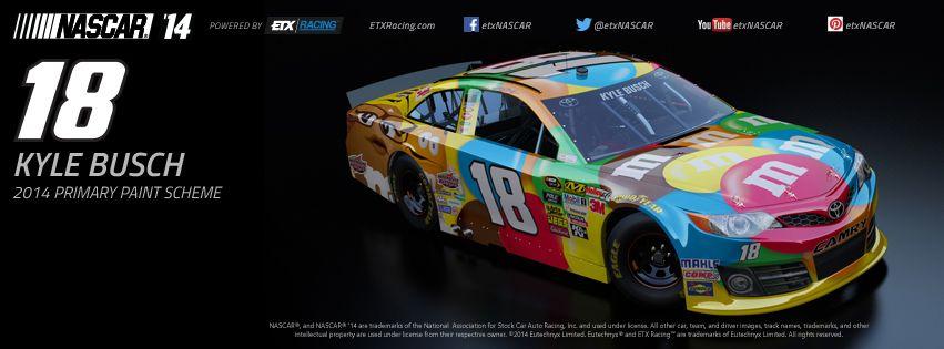 Pin by Cynthia Shea on NASCAR in 2020 | Kyle busch, Nascar ...