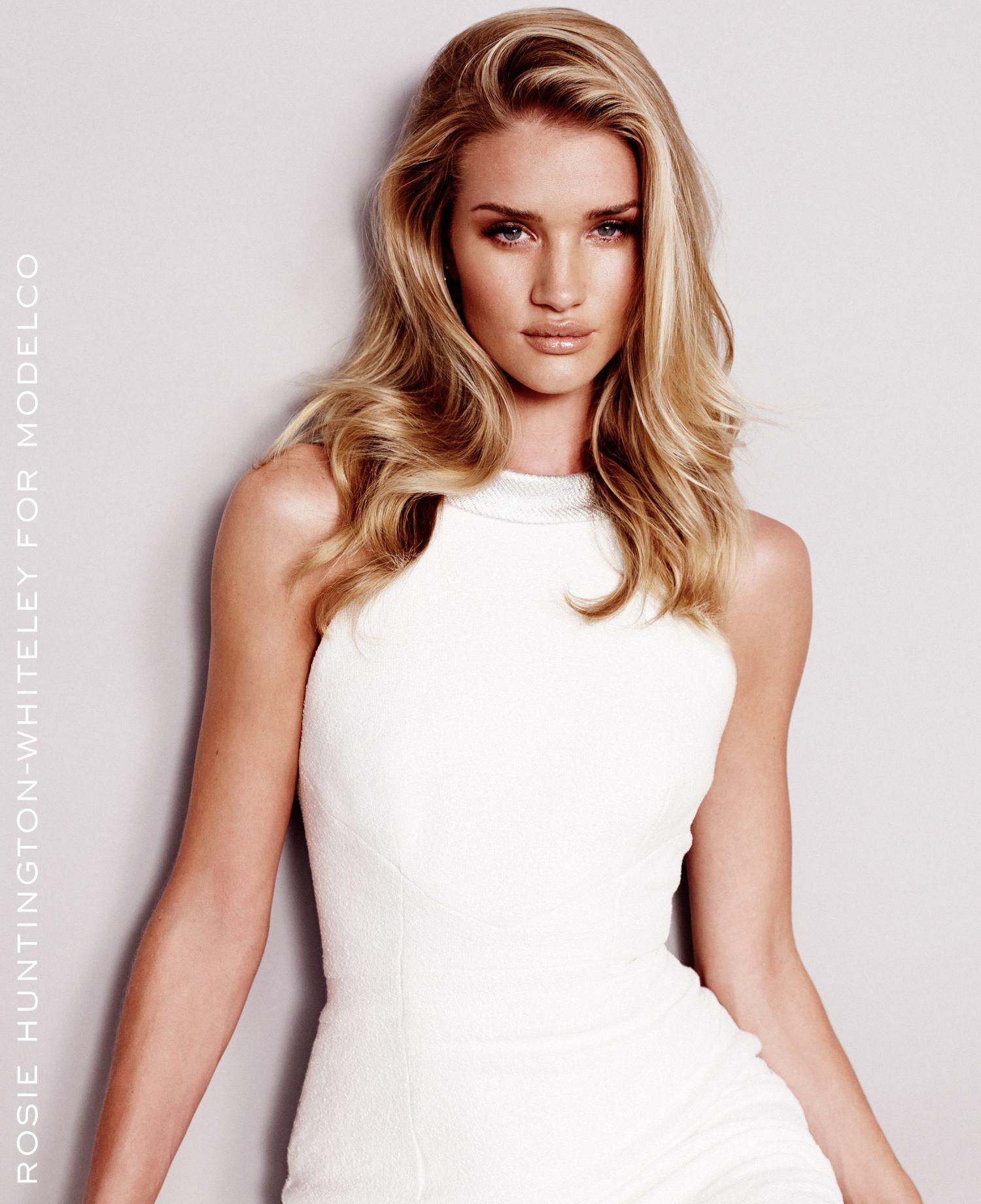 Rosie Huntington Whiteley for ModelCo
