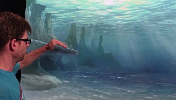 How to Paint Underwater Bubbles | Underwater painting ...