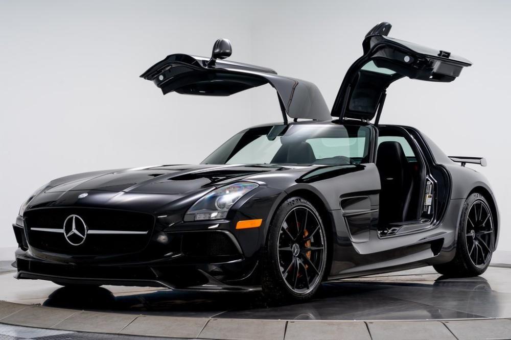 2014 MercedesBenz SLS AMG®Â Black Series Coupe Mercedes