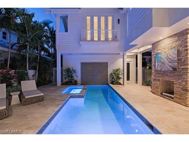 Extraordinary Naples Property Of The Day 521 S 4th Ave Naples