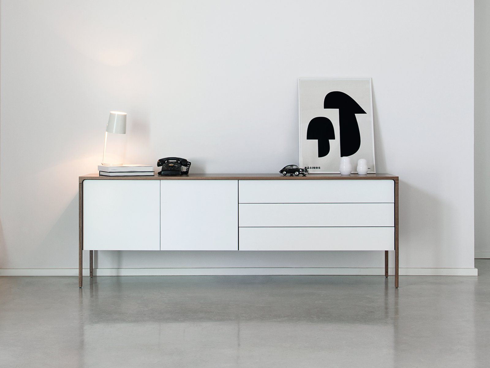 Tac215 Sideboard With Doors House In 2019 Sideboard White