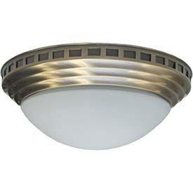 Nuvent Bath Fan With Antique Brass Decorative Dome 110 Cfm Bathroom Fan Light Bathroom Exhaust Fan Light Bathroom Fan