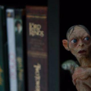 Gollum/Sméagol: lindo, lindo, lindo! :) Meu personagem favorito EVER! (palavras de Géssica, claro... rs)