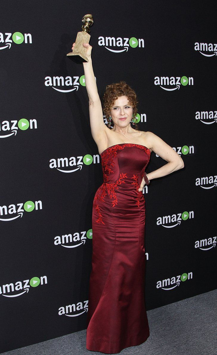 Pin for Later: Go Inside the Hottest Golden Globes Afterparties!  Pictured: Bernadette Peters
