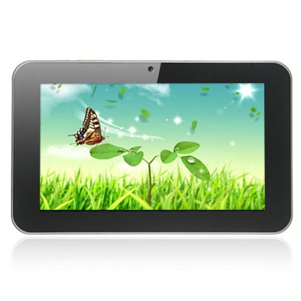 AMPE A76 Deluxe Edition 7 inch Android 4.0 Tablet PC with Dual Cameras of great quality, hot sale at TabletPCPhones.com for free shipping AMPE A76 Deluxe Edition Android 4.0 Tablet PC.