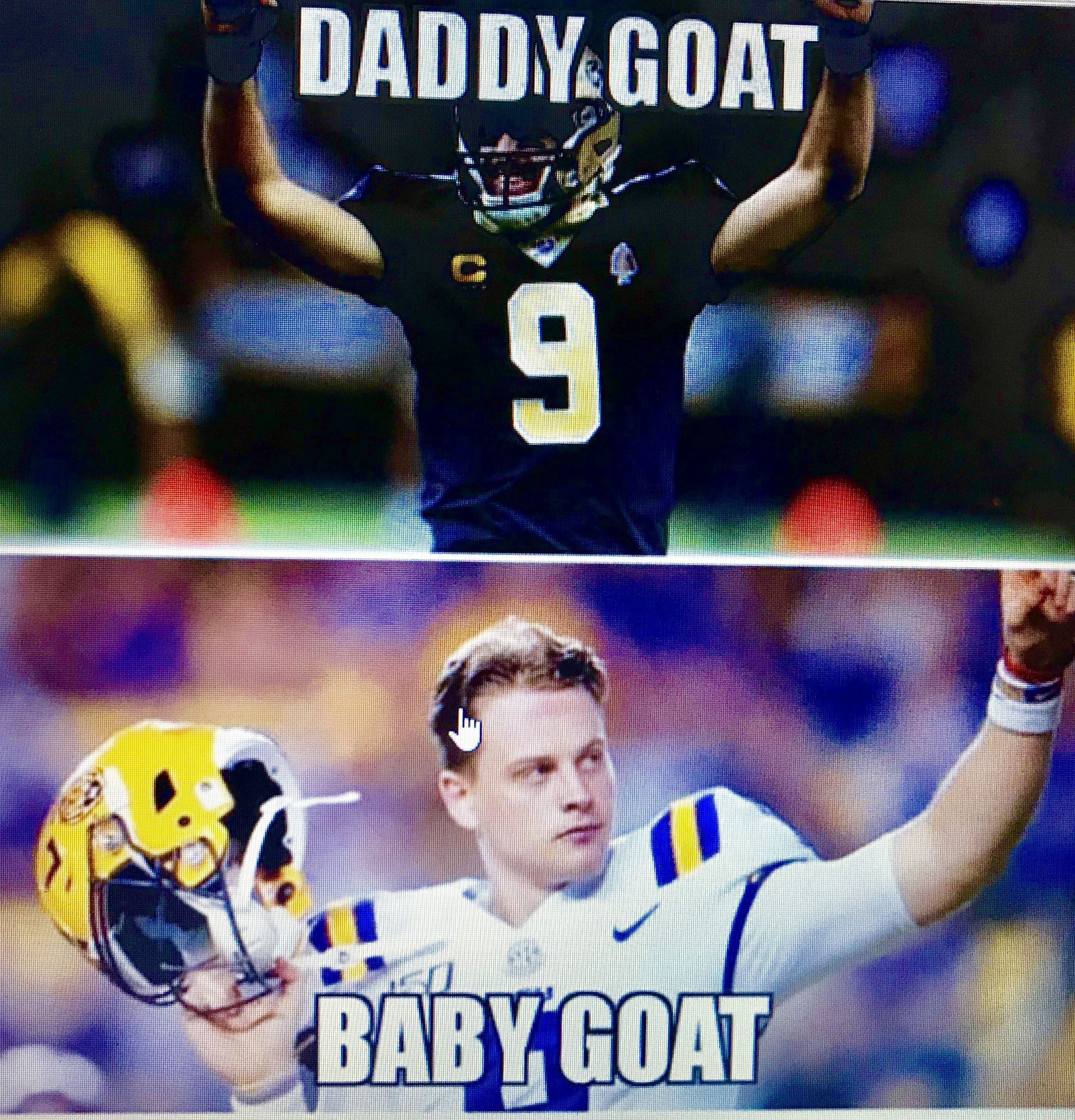 Pin By Linda Welden On Lsu In 2020 Lsu Football Nfl Memes Funny New Orleans Saints Football