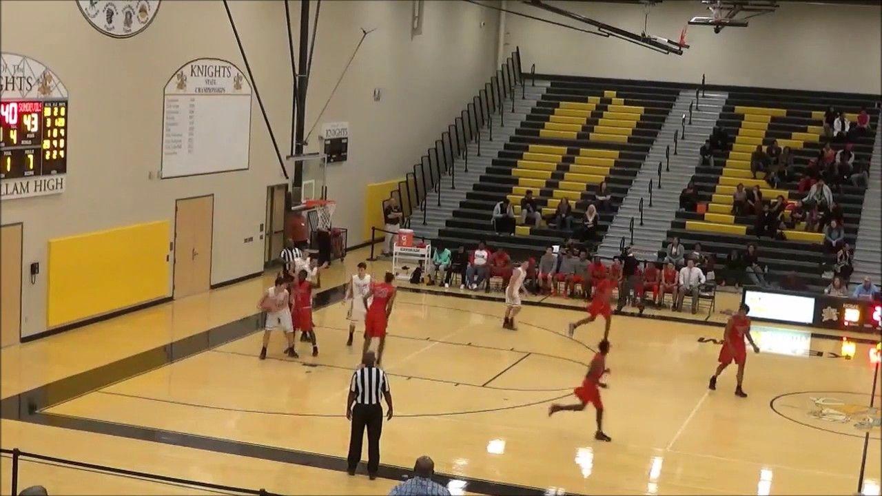 Brandon cline 20 recruiting basketball highlight video