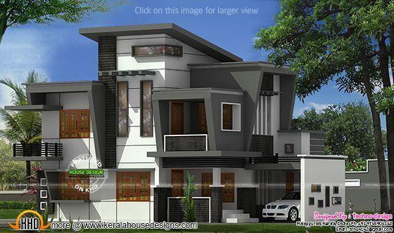 House plan in 5 cents kerala villas pinterest kerala for 5 cent home plans