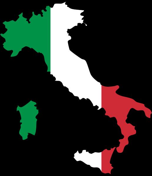 Italian Restaurant Logo With Flag: Flag Maps In 2019