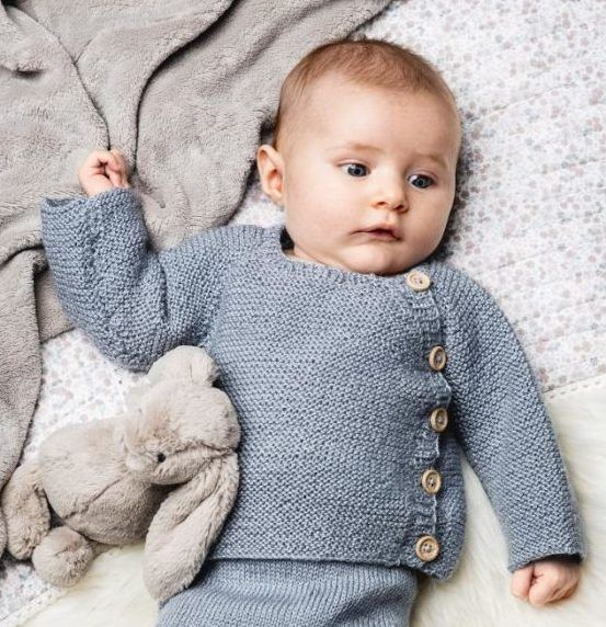 Hemmets veckotidning | Sticka, Gratis mönster, Bebiströjor