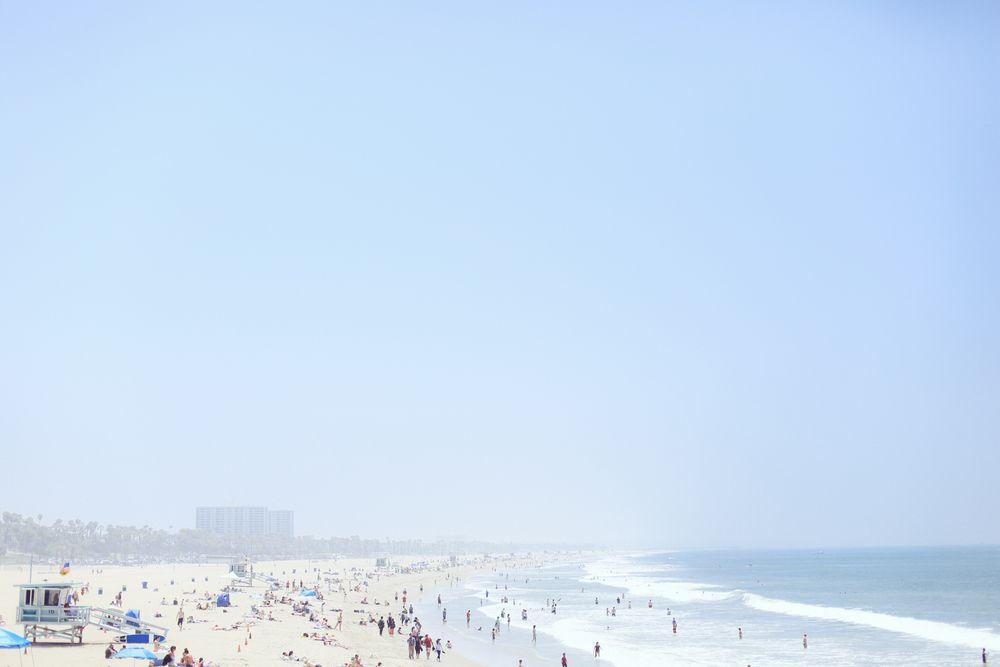 Santa Monica — LA — Tom Holmes Photography