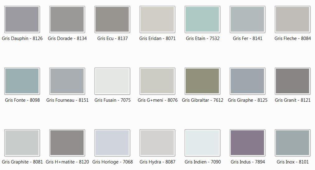 le trombi des couleurs (la seigneurie) en 2020   Décoration toilettes, Peinture seigneurie