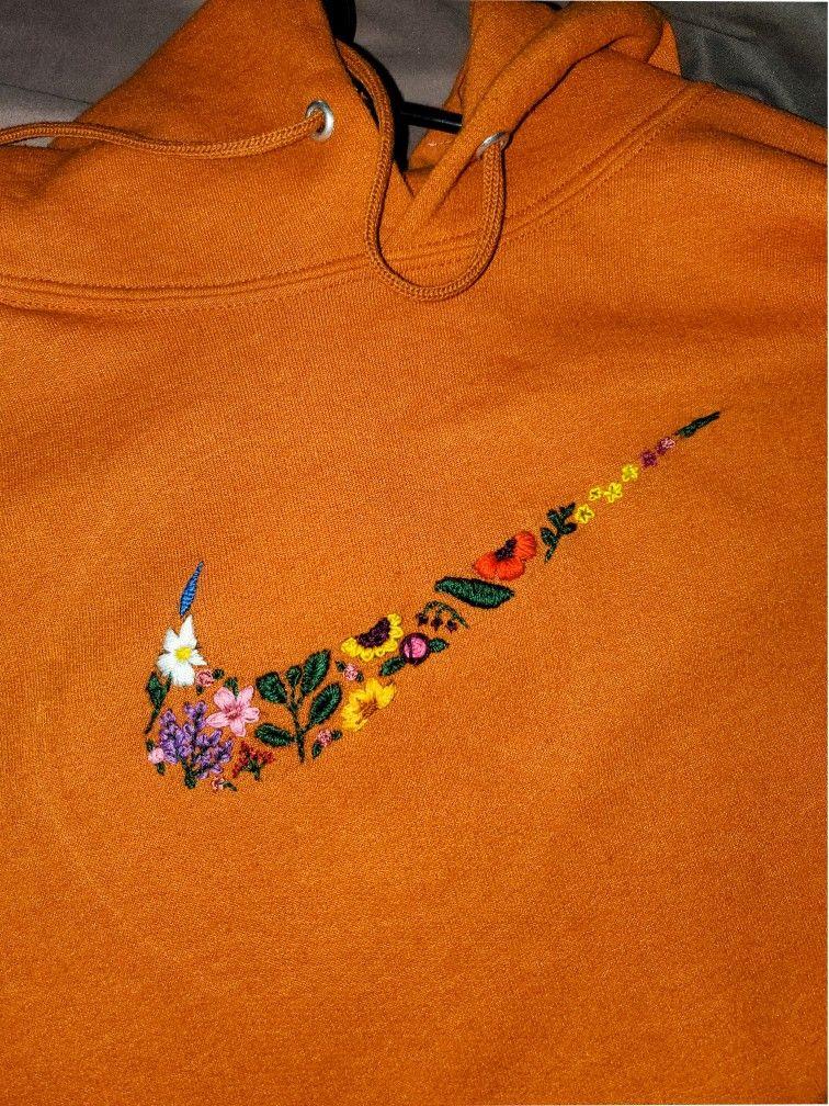 Nike Embroidery