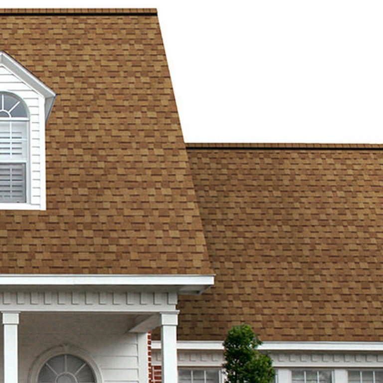 Best Owens Corning Oakridge Shingles Desert Tan 400 x 300