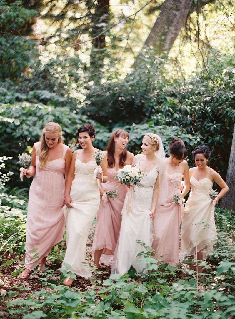 shades of pink for a wedding,pink bridesmaid dresses,blush pink color dress,blush pink dress, Long Bridesmaid Dresses #wedding #pinkbridesmaiddresses #blushbridesmaid