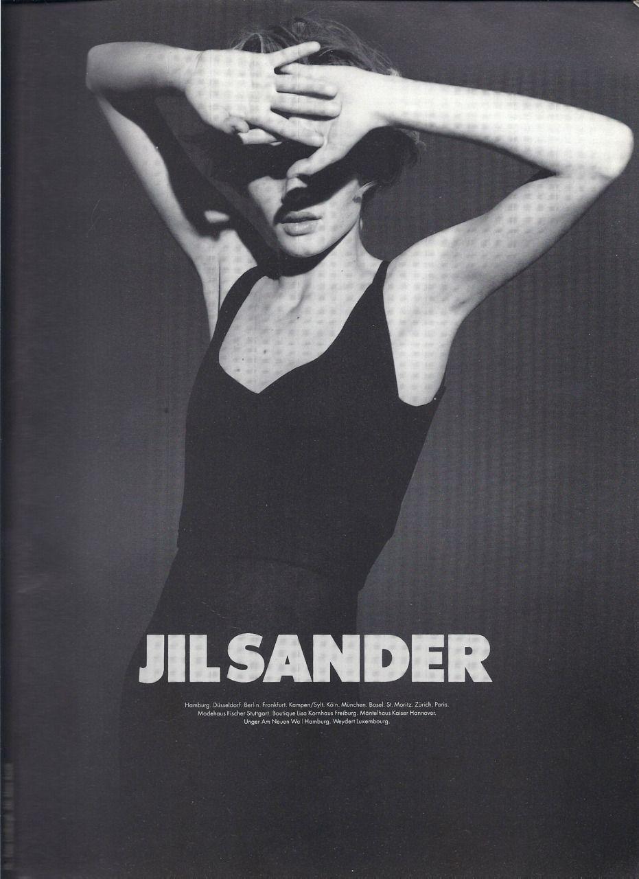 Jil Sander ad