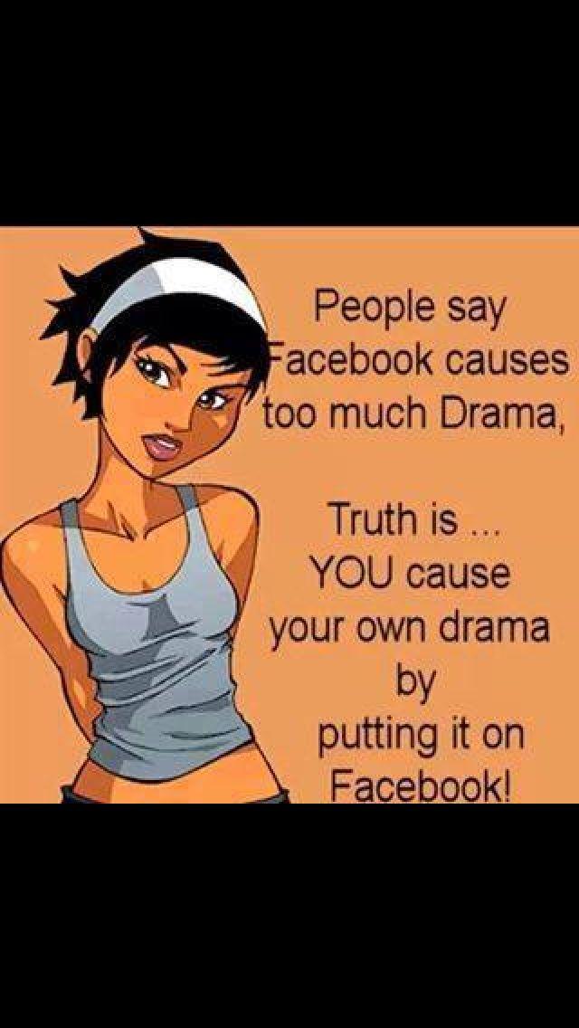 Avoid the drama!