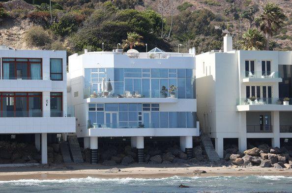Eva Longoria Celebrity Houses Malibu Beach House Malibu Homes