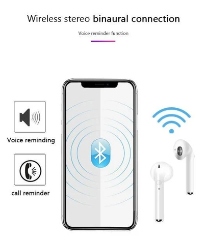 I9s Tws Wireless Stereo Earphones Bluetooth Headsets Earbuds For Iphone Android Bluetooth Headphones Wireless Bluetooth Headset