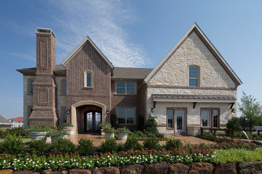 Toll Brothers at Avignon, TX (With images) My dream home