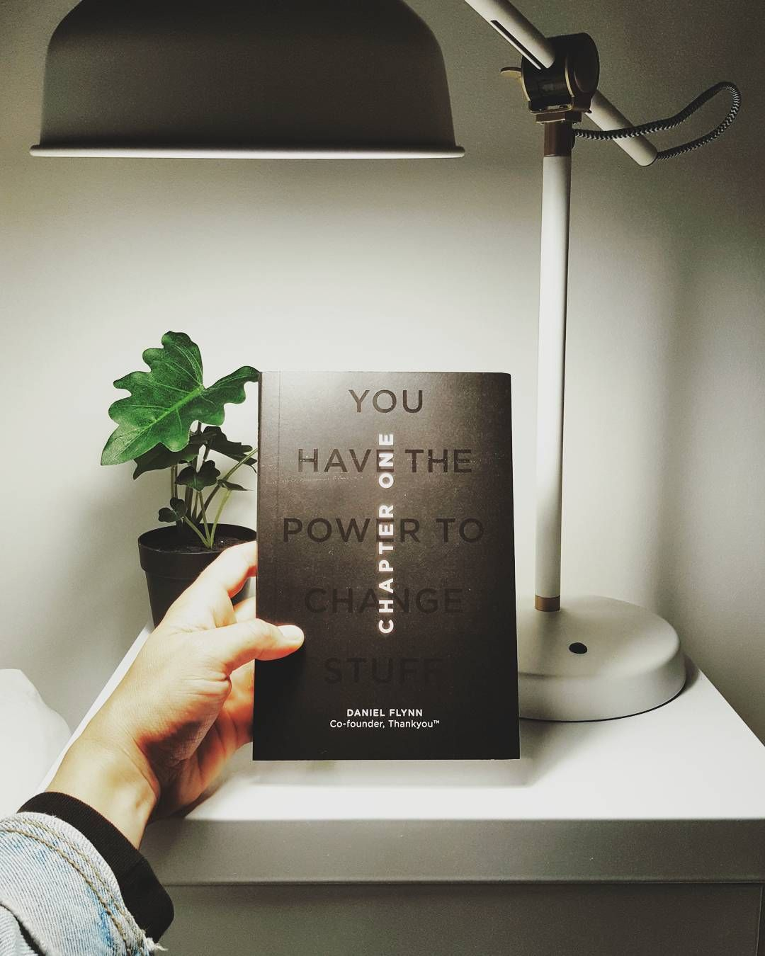 Have you read Chapter One? @danielflynn88 from @thankyouaus wrote the inspiring story of how Thank you came to be. Great read!  | @angosinc Re-post by Hold With Hope