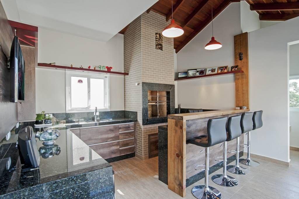 Outdoorküche Deko Dapur : Fotos de decoração design de interiores e remodelações casa