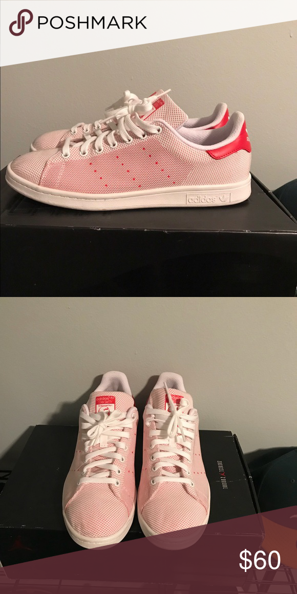 buy online 9120f 6f294 Adidas Stan Smith Primeknit Condition: 9/10 Size 12 Comes ...
