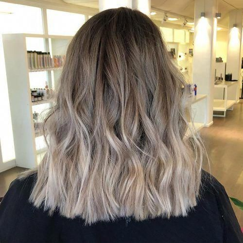 Ash Brown Ombre #ombrehair