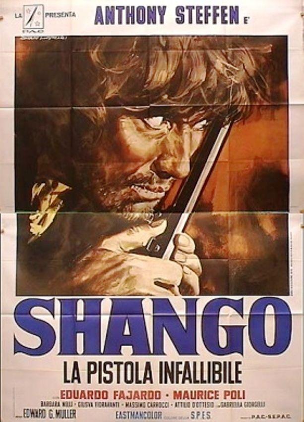 Shango, la pistola infallibile