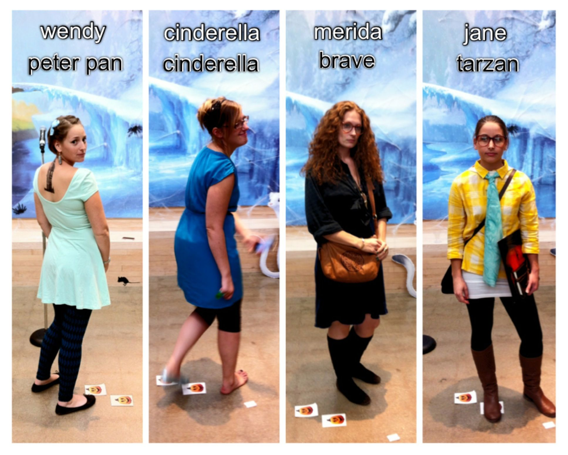 Homemade Disney Costume Ideas Easy Disney Costumes Easy Disney Character Costume Ideas A