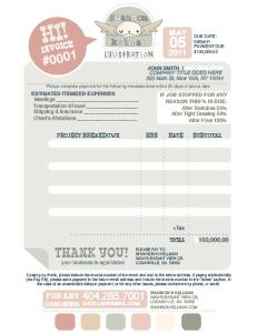 cute invoice template  cute invoice template - Google Search | Work | Pinterest | Invoice ...