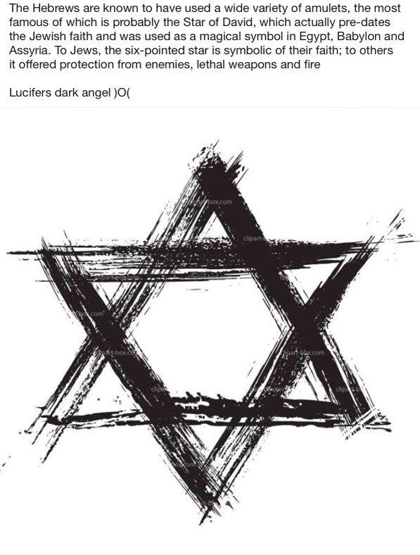 Star Of David Magick Symbols Pinterest Star Of David Pagan