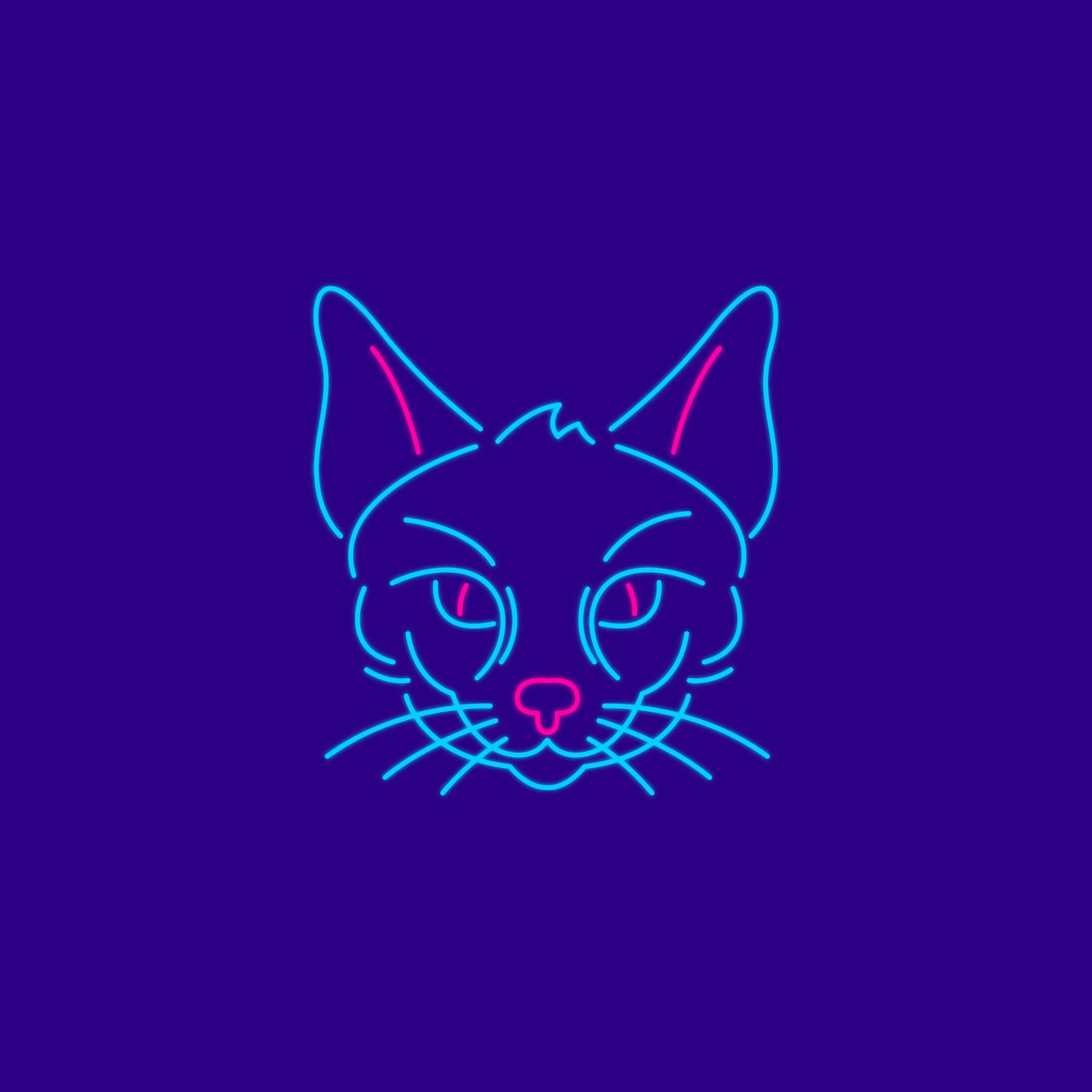 Free Neon Icon Set Create in 2020 Icon set, Icon, Neon