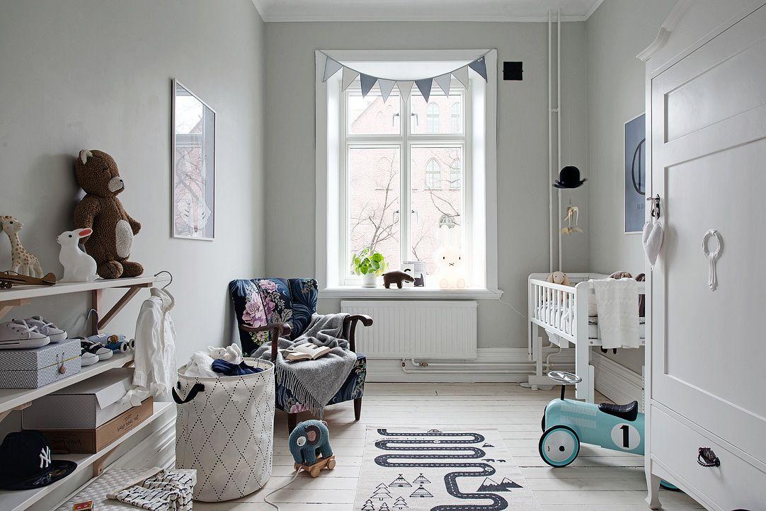 I dag ett barnrum - kanske hemmakontor framöver?
