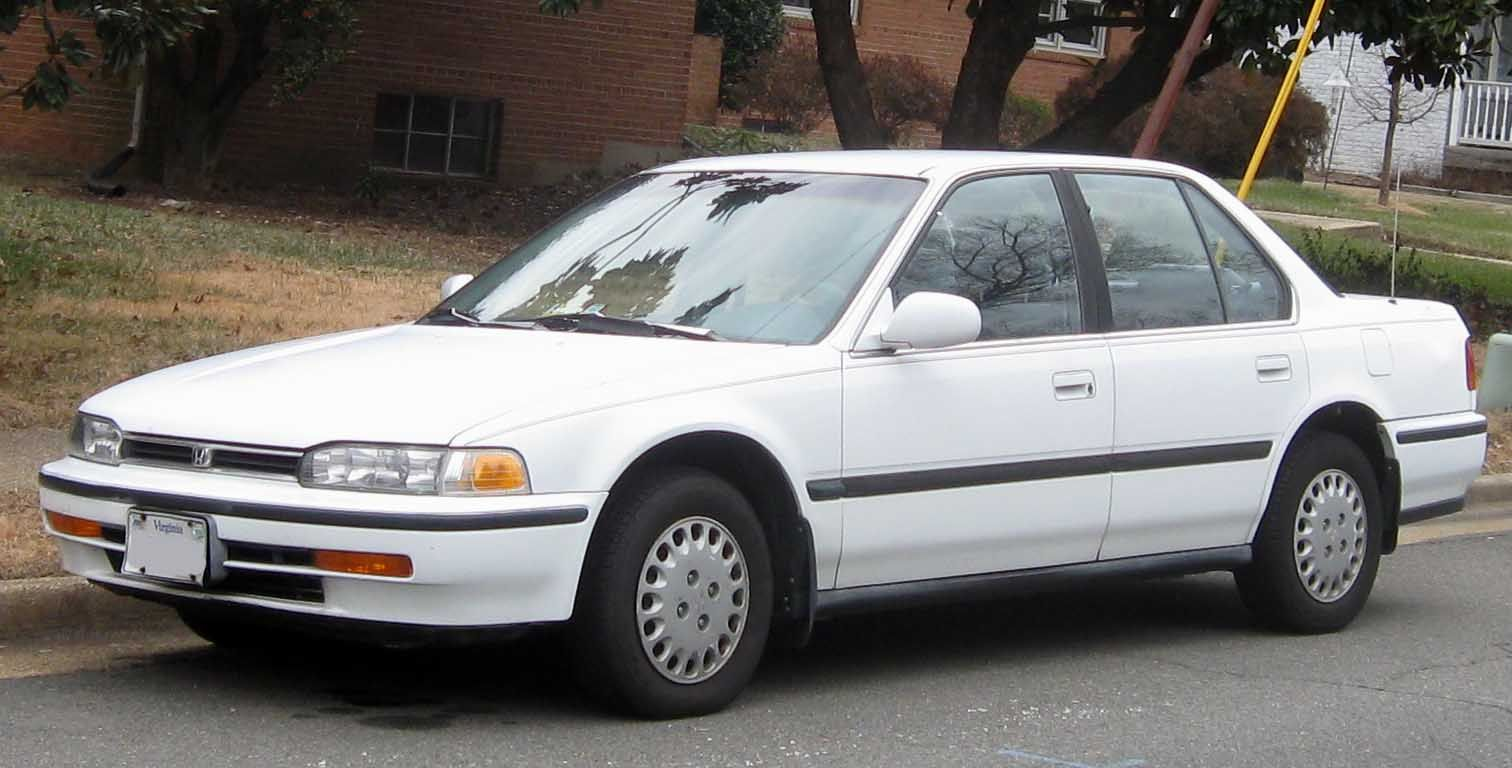 1992 Honda Accord Google Search Cars Pinterest Civic Spindle
