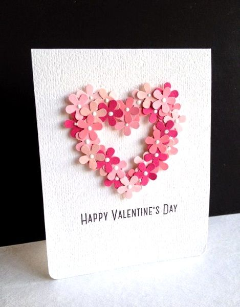 Adorable Valentines Day Handmade Card Ideasif You Re Feeling Sweet