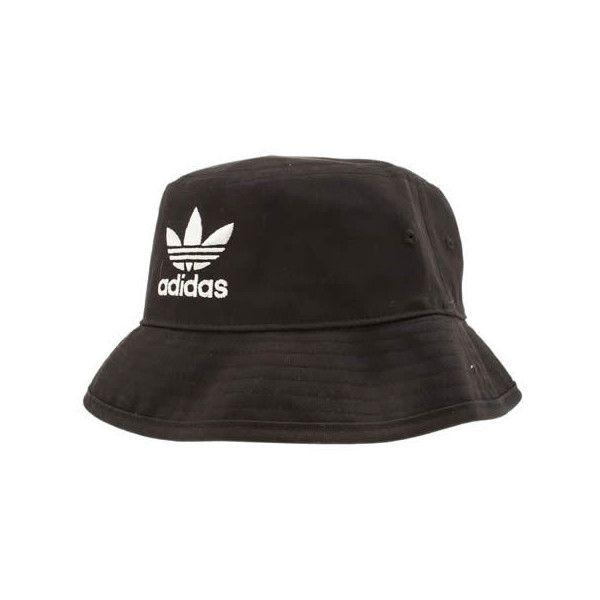 adidas Originals Street Camo Bucket Hat Black
